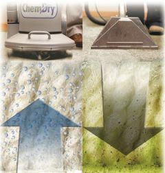 """Z cyklu: """"Metody czyszczenie dywanów i tapicerek – Chem-Dry kontra czyszczenie parą wodną."""""""